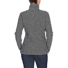 VAUDE Melbur Jacket Women grey-melange